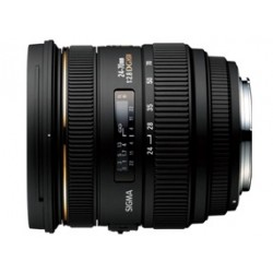 24-70mm F2.8 IF EX DG HSM